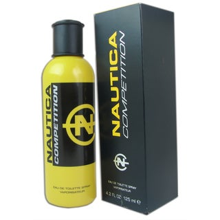 Nautica Competition (Relaunch) Men's 4.2-ounce Eau de Toilette Spray
