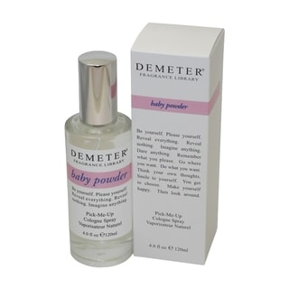 Demeter Baby Powder Women's 4-ounce Cologne Spray