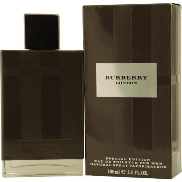 Burberry 'Burberry London' Men's 3.3 oz Eau de Toilette Spray - Limited Edition