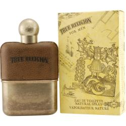 True Religion 'True Religion' Men's 1.7-ounce Eau de Toilette Spray