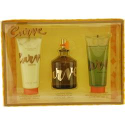 Liz Claiborne 'Curve' Men's Three-piece Fragrance Set