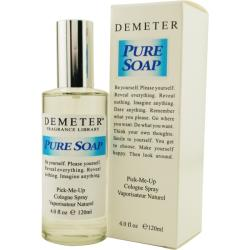 Demeter Pure Soap Women's 4-ounce Cologne Spray