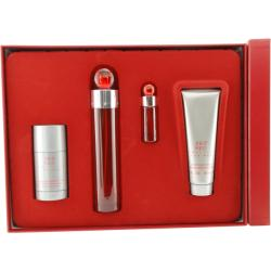 Perry Ellis 'Perry Ellis 360 Red' Men's 4-piece Fragrance Set