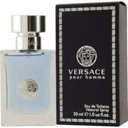 Gianni Versace 'Versace Signature' Men's 1-ounce Eau de Toilette Spray