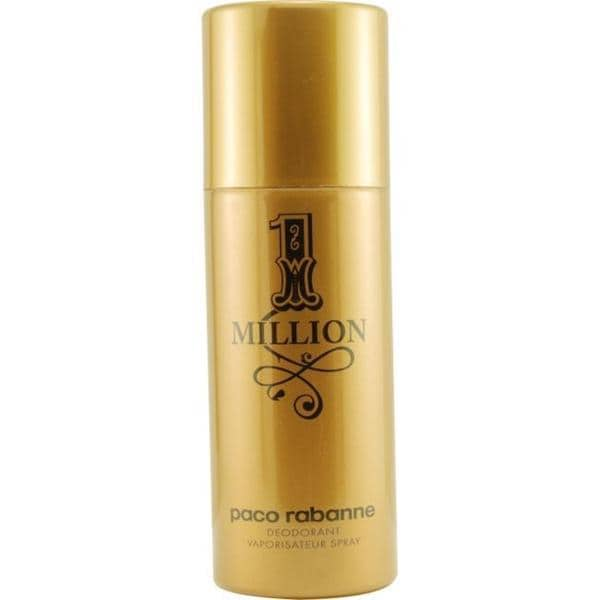 Paco Rabanne 1 Million Men's 5-ounce Deodorant Spray