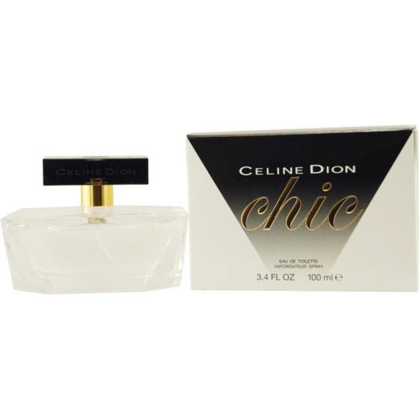 Celine Dion Chic Women's 3.4-ounce Eau de Toilette Spray