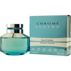 Azzaro 'Chrome Legend' Men's 1.4-ounce Eau de Toilette Spray