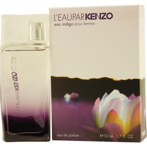 Kenzo Leau Par Kenzo Eau Indigo Women's 1.7-ounce Eau de Parfum Spray