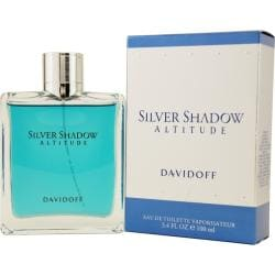 Davidoff Silver Shadow Altitude Men's 3.4-ounce Eau de Toilette Spray