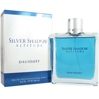 Davidoff Silver Shadow Altitude Men's 3.4-ounce Eau de Toilette Spray