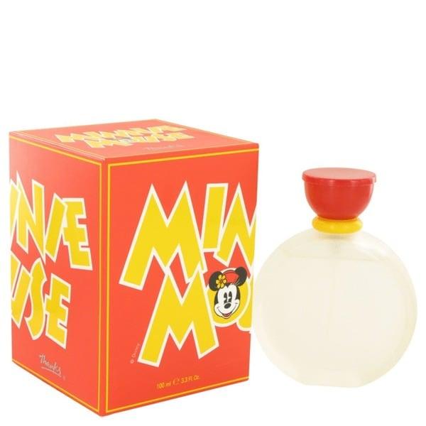 Disney Minnie Mouse Women's 3.3-ounce Eau de Toilette Spray