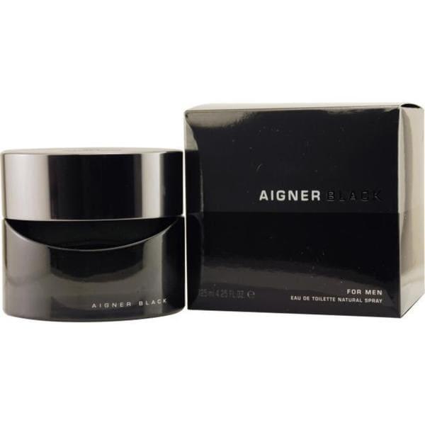 Etienne Aigner Black Men's 4.2-ounce Eau de Toilette Spray