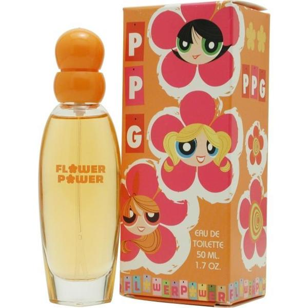 Warner Bros 'Powerpuff Girls Flower Power' Women's 1.7-ounce Eau de Toilette Spray
