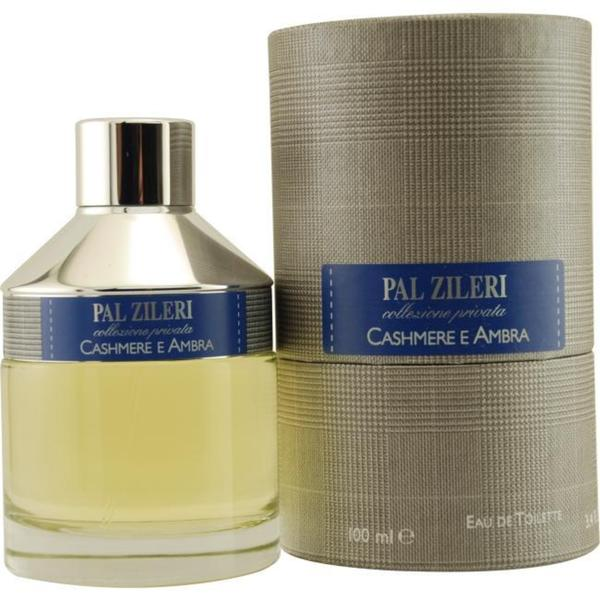 Pal Zileri Cashmere E Ambra Men's 3.4-ounce Eau de Toilette Spray