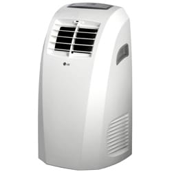 LG Electronics 9,000 BTU Portable Air Conditioner (Refurbished)