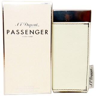 St Dupont 'St Dupont Passenger' Women's 3.4-ounce Eau de Parfum Spray