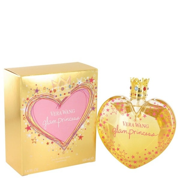 Vera Wang 'Vera Wang Glam Princess' Women's 3.4-ounce Eau de Toilette Spray