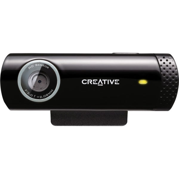 Creative Live! Cam 73VF070000000 Webcam - 30 fps - USB 2.0