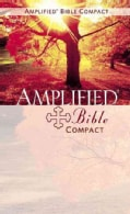 The Holy Bible: Amplified, Small Print (Hardcover)