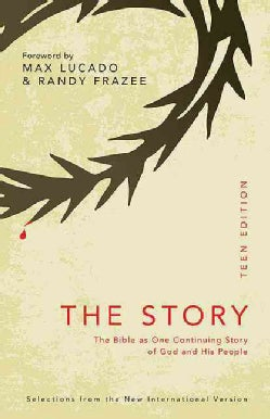 The Story: The Bible As One Continuing Story of God and His People: Teen Edition (Paperback)