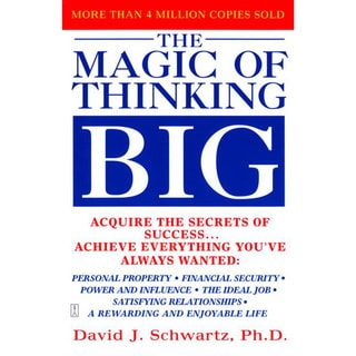 Magic of Thinking Big (Paperback)