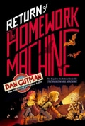 Return of the Homework Machine (Paperback)