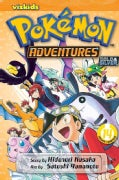 Pokemon Adventures 14: Gold & Silver (Paperback)