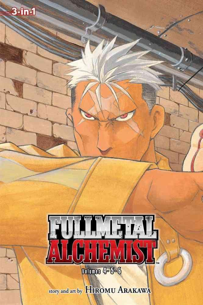 Fullmetal Alchemist Omnibus 2: 3-in-1 Edition (Paperback)