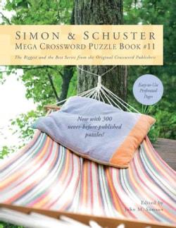 Simon & Schuster Mega Crossword Puzzle Book 11 (Paperback)
