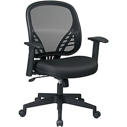 Office Star Deluxe Screen Back Chair