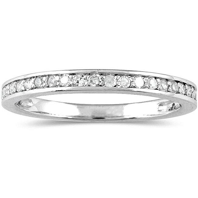 10k White Gold 1 5ct Tdw Diamond Ring H I I1 I2