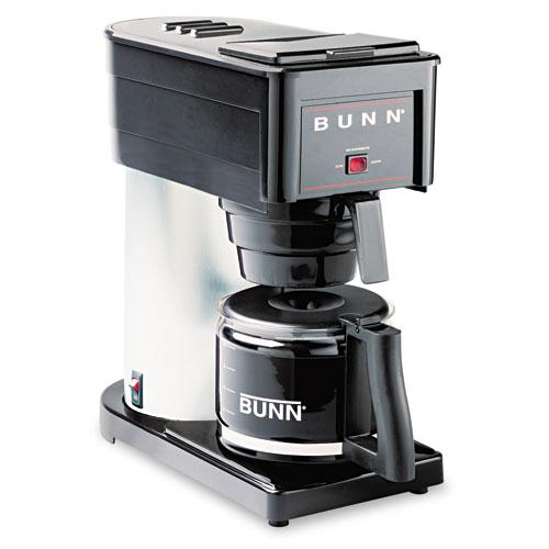 Bunn Coffee Maker Lights Flashing : Bunn Pour-O-Matic Coffee Brewer - Overstock Shopping - Great Deals on Bunn Coffee Makers