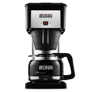 Bunn BX 10-Cup Velocity Brew Coffee Brewer - 7.1 x 13.8 x 14.3