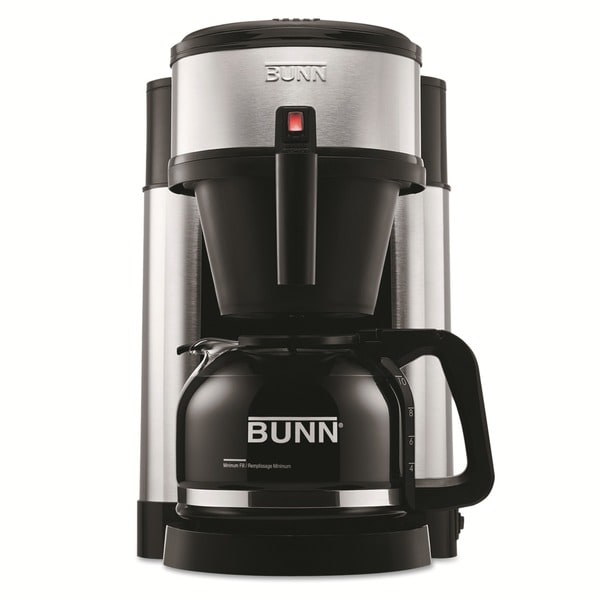 Bunn Coffee Maker Overstock : Bunn NHBXB 10-cup Home Coffee Brewer - 13328824 - Overstock.com Shopping - Great Deals on Bunn ...