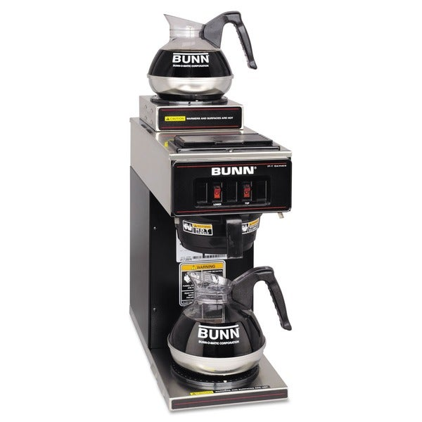 Bunn Two-Station Commercial Coffee Brewer 7546646