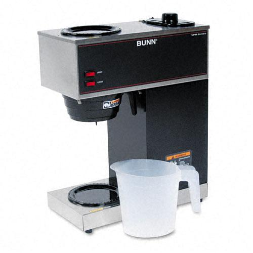 Bunn Coffee Maker Overstock : Bunn Two-Burner Pour-Over Coffee Brewer