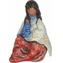 Hummel America's Freedom Mother Porcelain Figurine