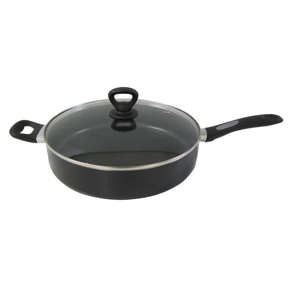 Mirro Get-A-Grip Nonstick 12-inch Covered Saute Pan