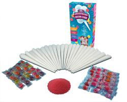 Nostalgia Electrics Hard and Sugar-free Cotton Candy Kit