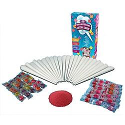 Nostalgia Electrics Hard and Sugar-free Cotton Candy Kit