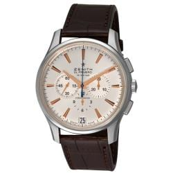 Zenith Men's 03.2110.400/01.C498 '36000 VPH' Automatic Chronograph Watch