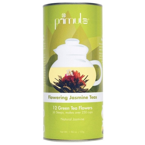 Primula Flowering Green Tea with Jasmine