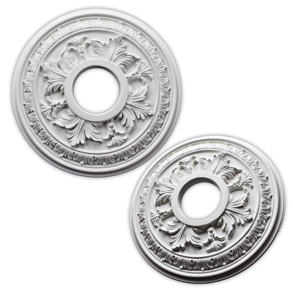 Acanthus 15.5-inch Ceiling Medallion
