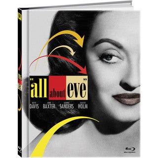 All About Eve 60th Anniversary Edition DigiBook (Blu-ray Disc)