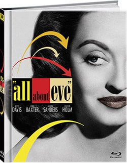 All About Eve 60th Anniversary Edition (Blu-ray Disc)
