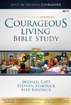Courageous Living Bible Study Leader Kit: Four Sessions