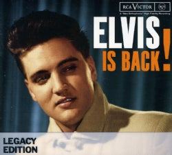 Elvis Presley - Elvis Is Back (Legacy Edition)