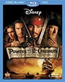 Pirates of the Caribbean: Curse of the Black Pearl (Blu-ray/DVD)