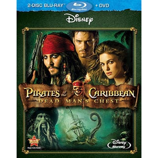 Pirates of the Caribbean: Dead Man's Chest (Blu-ray/DVD) 7550805