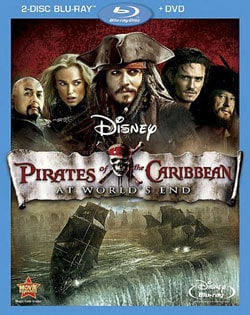 Pirates of the Caribbean: At World's End (Blu-ray/DVD)